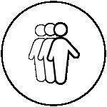 Bewegte Personen